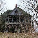 Forgotten farm house by David Owens
