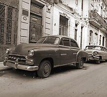 Vintage cars by leksele