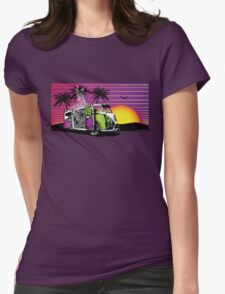 Hotbox Womens Fitted T-Shirt