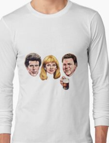 Where everybody knows your name... Long Sleeve T-Shirt