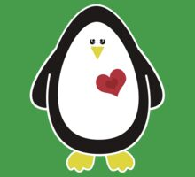 Lovable Penguin Kids Clothes