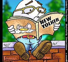 Little-Known Facts About Humpty Dumpty by Londons Times Cartoons by Rick  London