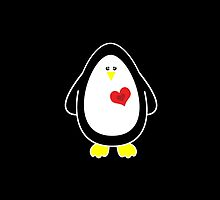 Lovable Penguin by Louise Parton