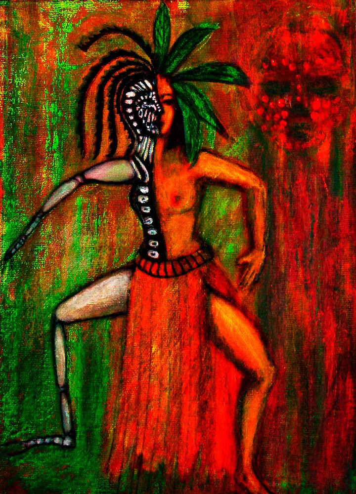 A dream of Africa 4 by Marilyns