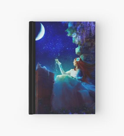 A Conversation With The Moon Hardcover Journal