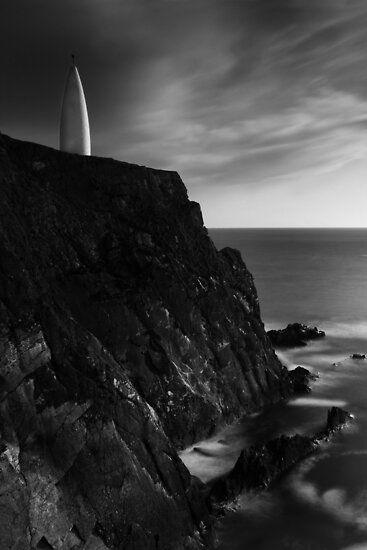 Beacon - West Cork by Pascal Lee