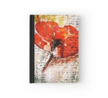 The Poppy Journals...Words in Music Hardcover Journal