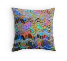 Gems and Jewels Pillow and Tote Bag Throw Pillow