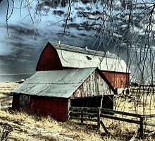 golden tide, horse flies, broken sides and dirty skies..  by Russ Styles