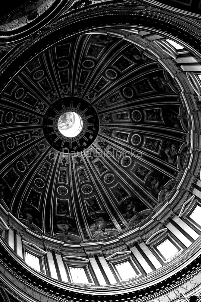 St. Peter's Cathedral by Paula Bielnicka