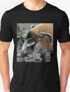 Red River Hog Unisex T-Shirt