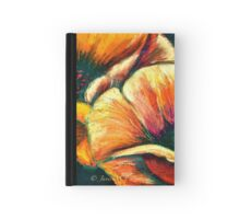 The Poppy Journals...The End of the Story Hardcover Journal