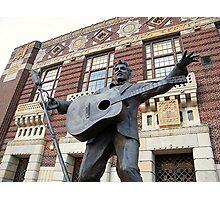 Elvis! Photographic Print