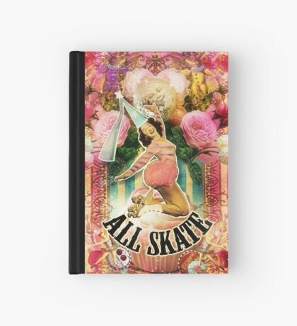 All Skate Hardcover Journal