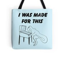 Why T-Rex has short arms! Pinball!  Tote Bag