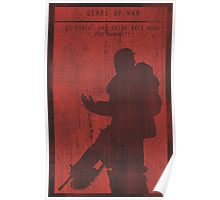 Gears of War Gaming Poster Poster