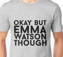 Emma Watson Unisex T-Shirt