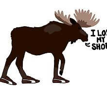 """Sam Winchester - Supernatural - """"I lost my shoe"""" by moosesquirrel"""