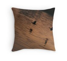 Beauty in Action Throw Pillow