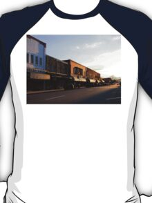 Street That Rides Into The Sunset T-Shirt