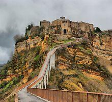 Italy--civita bagnoregio by al holliday