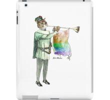 Rainbow Cat with Horn iPad Case/Skin