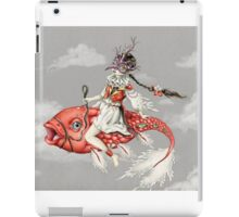 Red Fish iPad Case/Skin
