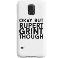 Rupert Grint Samsung Galaxy Case/Skin