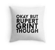 Rupert Grint Throw Pillow