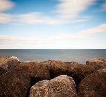 Rock, Water, Sky by PaulBradley
