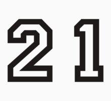 Twenty One by sweetsixty