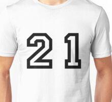 Twenty One Unisex T-Shirt