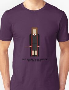 Hermione Granger 'The Brightest Witch of Her Age' 8-bit T-Shirt