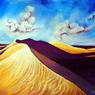 Shifting Dunes by MysticalArtwork