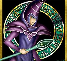 Dark Magician by zelyd