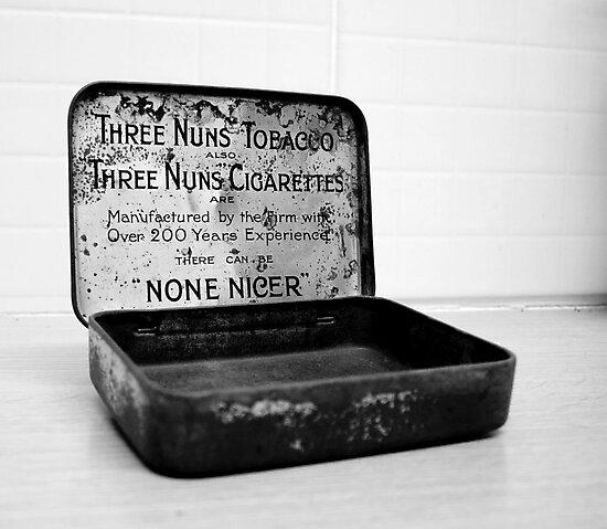 Three Nuns by Luke Stevens