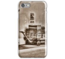 Vintage journey iPhone Case/Skin