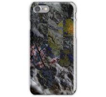 MULTI-TEMPORAL REALITY iPhone Case/Skin