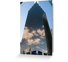 Royal Bank Plaza building , Toronto , Canada Greeting Card