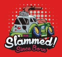 Slammed Since Born One Piece - Short Sleeve