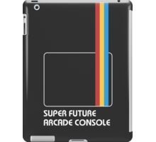 SUPER FUTURE ARCADE CONSOLE iPad Case/Skin