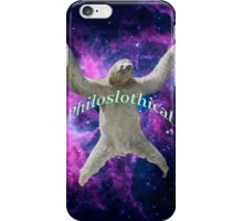 Philoslothical - iPhone Case iPhone Case/Skin