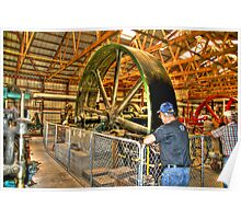 Big Wheels - keep on turning Poster