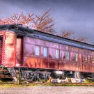 Venosta Railcar by Tracy Riddell