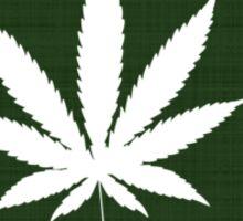 Marijuana Leaf Missouri Sticker