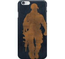 Battlefield 3 gaming poster iPhone Case/Skin