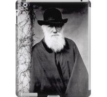 Charles Darwin iPad Case/Skin