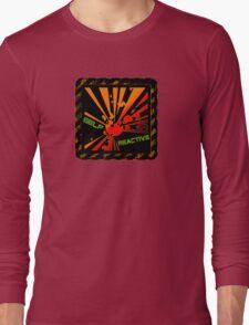 Self-Reactive Long Sleeve T-Shirt