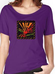 Self-Reactive Women's Relaxed Fit T-Shirt