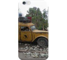 Cada objeto que tiene un pasado, lleva una historia......... iPhone Case/Skin